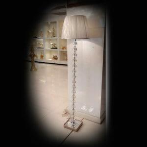 โคมไฟตั้งพื้น, Stand Lamp, โคมไฟคริสตัล