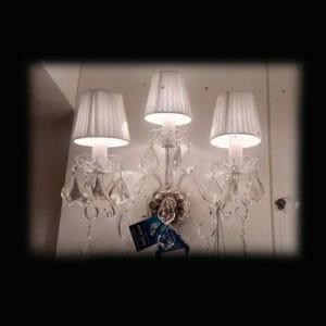 โคมไฟติดผนัง, โคมไฟกิ่ง, Wall Lamp