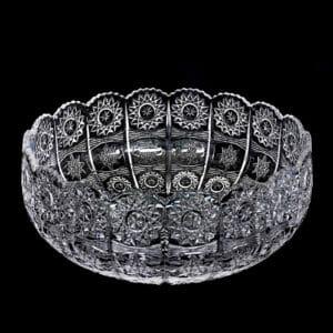 ชามคริสตัล, Crystal Bowl, Glassware