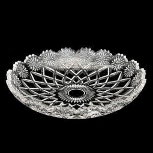 จาน, platter, crystal, คริสตัล