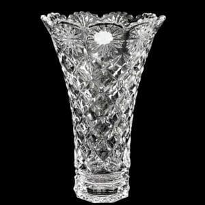 แจกันคริสตัล, Crystal Vase, Glassware